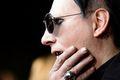 """Marilyn Manson twierdzi, że Avril Lavigne jest """"Bad Girl"""""""