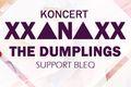 XXANAXX i The Dumplings w krakowskim klubie Prozak 2.0