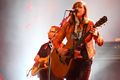 Courtney Love & Hole i Edyta Bartosiewicz na Orange Warsaw Festival