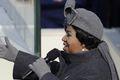 Aretha Franklin przebiera w aktorkach