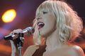 Kasia Cerekwicka nie porzuciła śpiewania