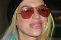 Kesha przyłapana na lotnisku