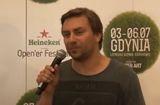 Mikołaj Ziółkowski o Openerze 2013
