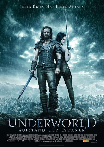 Underworld: Bunt Lykanów / Underworld: Rise of the Lycans (2009).PL.BRRip.480p.XviD. AC3-LTN / Lektor PL