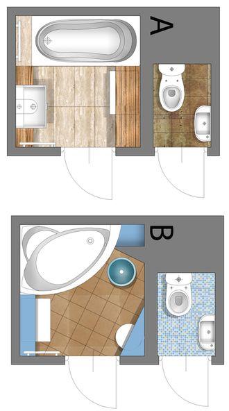 Mała łazienka ze sporym programem - Kobieta - WP.PL