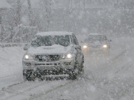 zima dla kierowców