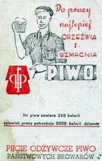 Pij Piwo Propaganda Prl Wp Wiadomości