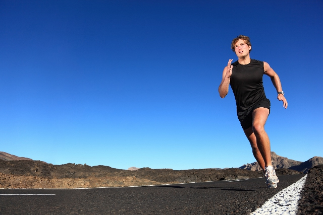obuwie dla biegacza