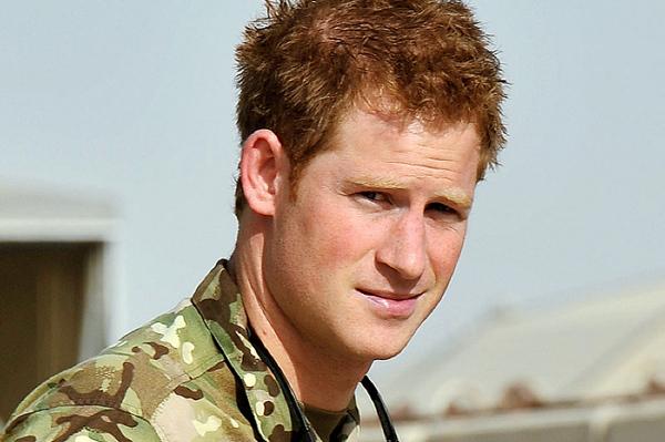 """Książę Harry był w Afganistanie świadkiem """"przerażającej ..."""