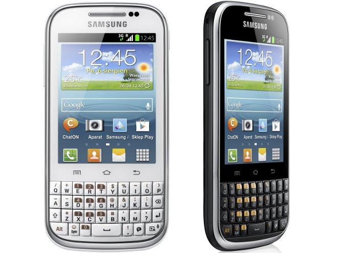 Samsung chaton Mobile themes Download