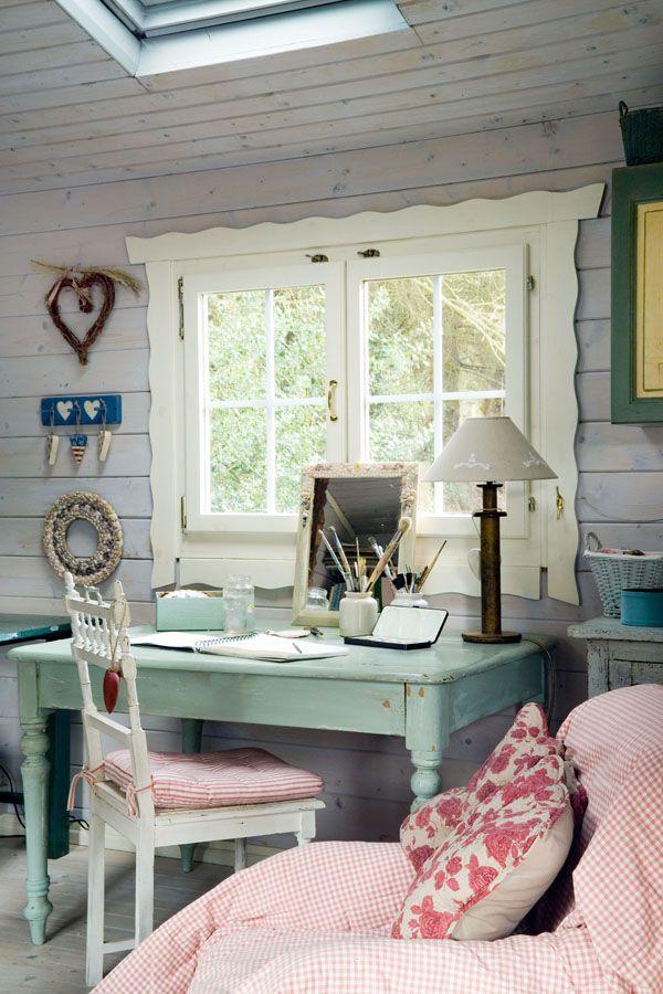 cottage style decorating on pinterest cottage style. Black Bedroom Furniture Sets. Home Design Ideas