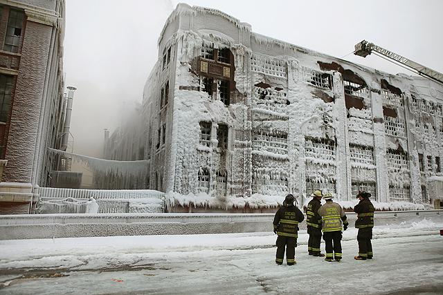 Lodowy Pałac W Chicago Strona 8 Pogoda Wppl