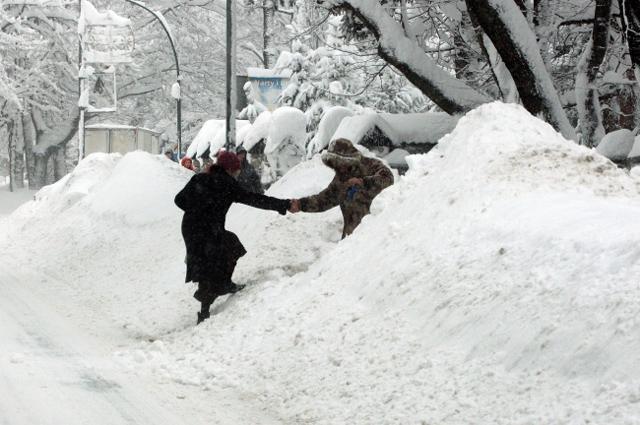 Zakopane Pod śniegiem Pogoda Wppl