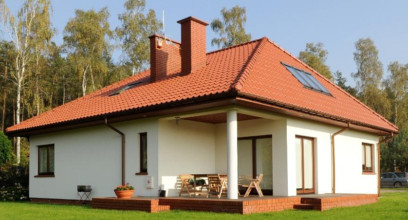 """Rezultat slika za upit """"elewacje domów czerwony dach"""""""