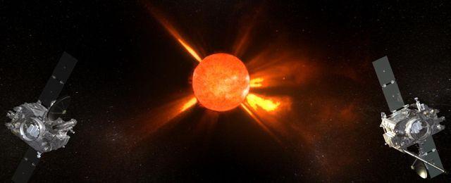 Słońce pełne plam