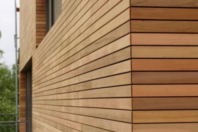 holzfassade selber machen holzfassade anbringen fassade aus holz anbauen anleitung tipps. Black Bedroom Furniture Sets. Home Design Ideas