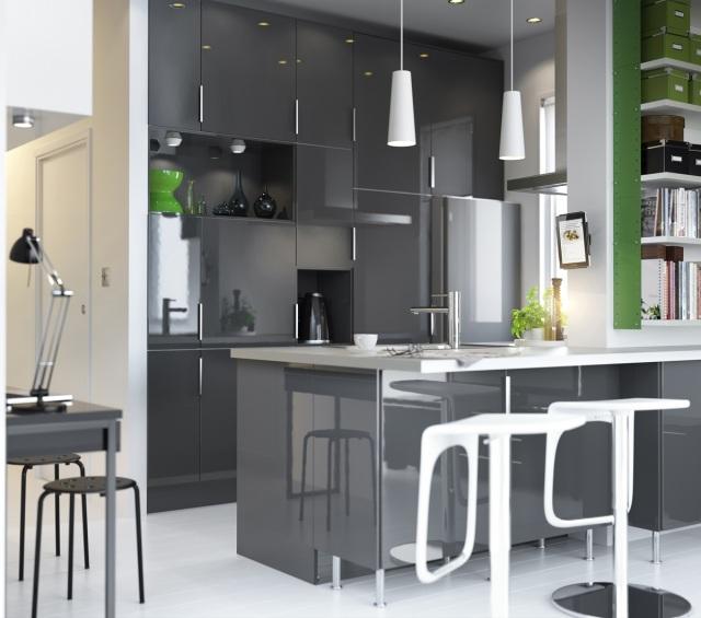 Kuchnia Z Wyspa Ikea