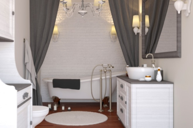 Jak Urządzić Wąską łazienkę By Wydawała Się Większa Wp Dom