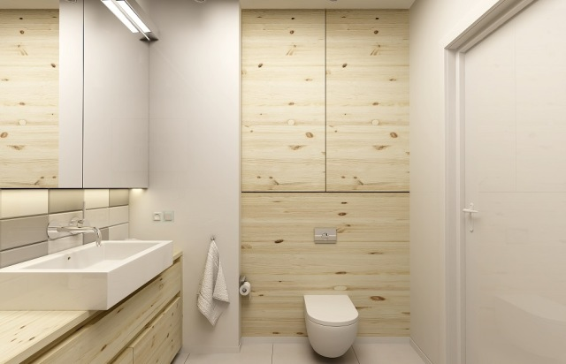 Jak urządzić małą łazienkę? Radzą architekci - Strona 3 - Dom - WP.PL