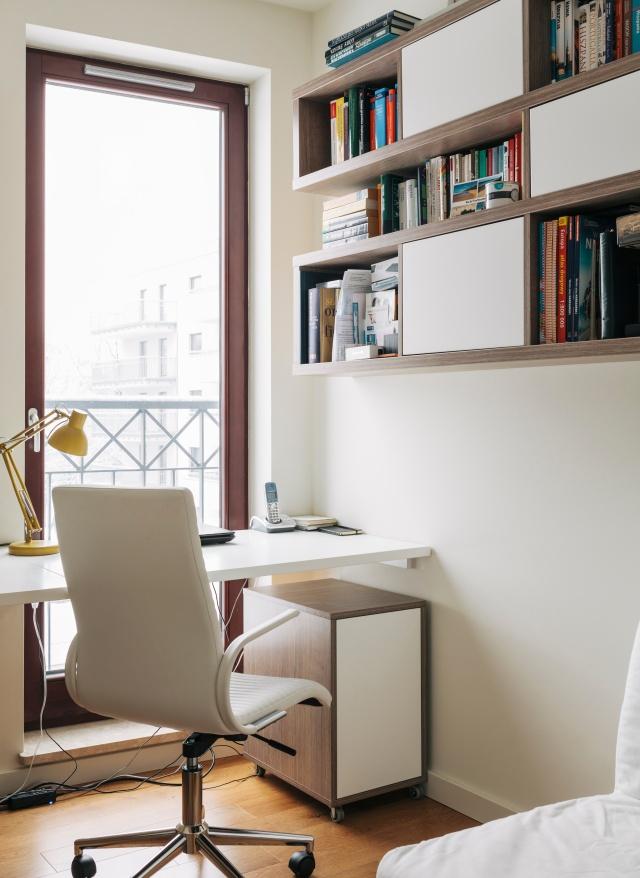 Domowe biuro - pomysły architektów na miejsce do pracy - Dom - WP.PL