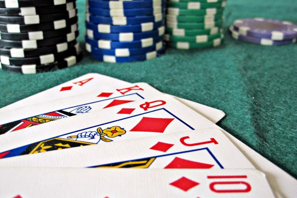 Live dealer blackjack on-line nós