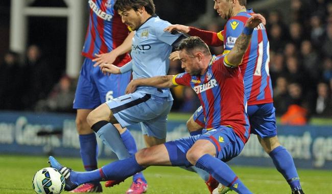 Manchester City przegrał z Crystal Palace!
