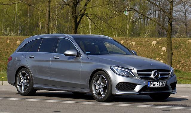 Mercedes Klasy C Wiecej W Bagazniku Mniej Pod Maska Wp Moto
