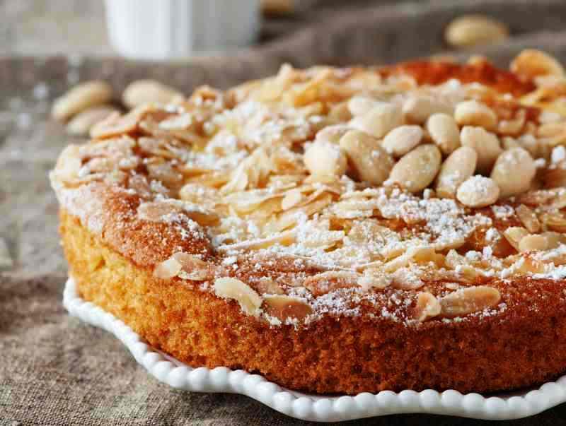 Przepisy Kuchni Niemieckiej Ciasto Biszkoptowo Migdałowe Oraz Zupa Dyniowo Marchwiowa