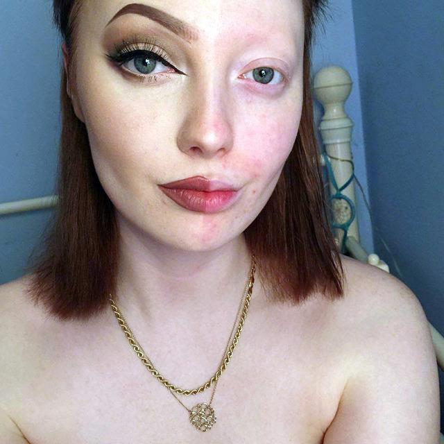 Chciała Pokazać Siłę Makijażu Spotkała Się Z Lawiną Hejtu Wp Kobieta
