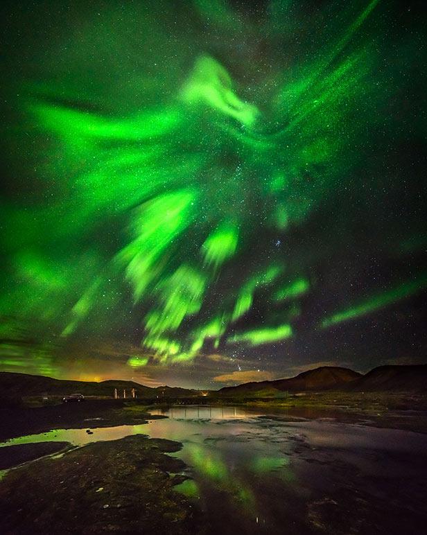 Wspaniałe zdjęcia islandzkiego fotografa