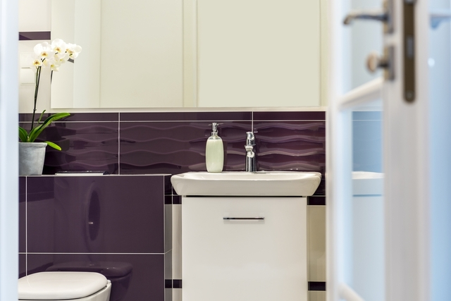 pomys na azienk w kolorze wp dom. Black Bedroom Furniture Sets. Home Design Ideas