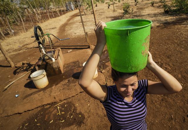 XXI wiek, a miliony ludzi wciąż nie ma dostępu do wody